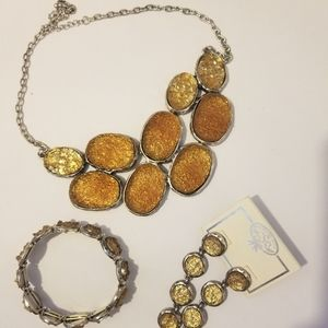 Catherine Stein Marigold Jewel Set